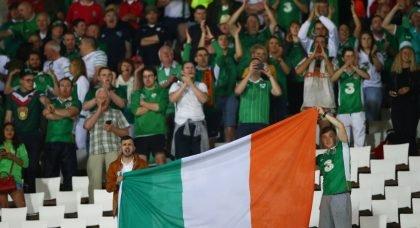 Celtic kid Coffey has his international glory stolen by Shane Lowry!