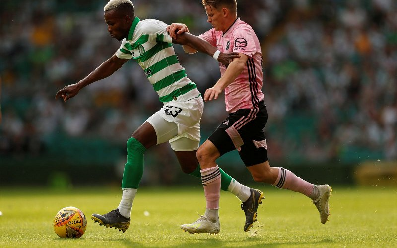 Image for Eavesdropping paradise for Celtic fans
