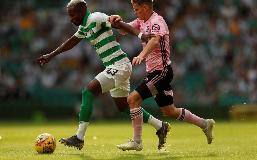 Image for Loan bhoy makes unexpected return from injury
