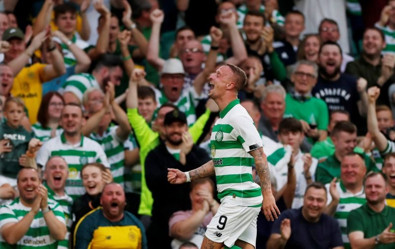Celtic tweet mysterious Griffiths message