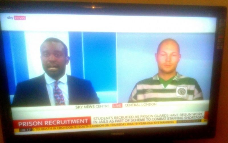 Sky News troll Andrew Dickson with more Celtic top news