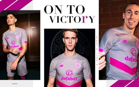 Image for Footy Headlines claim Exclusive! over Celtic's next kit deal with Adidas