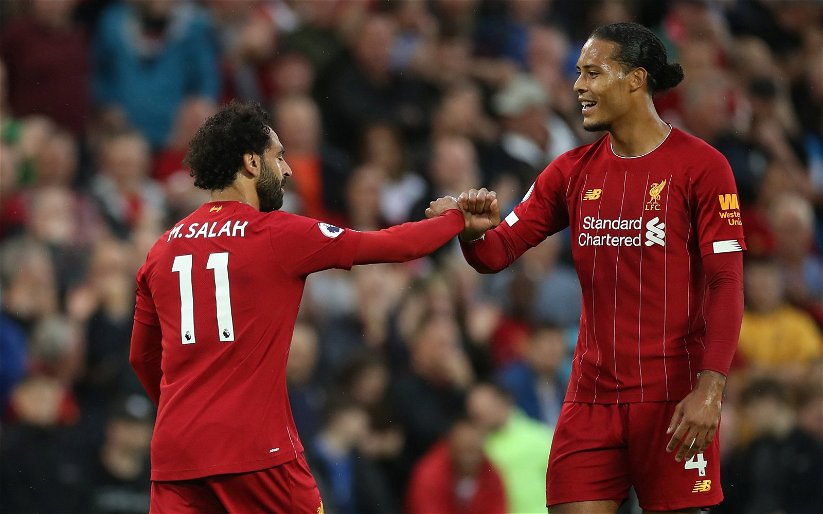 Image for Watch official highlights of EPL matches as Manchester City and Liverpool hit the goal trail