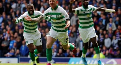 Sutton brilliantly trolls Rangers Rob (Savage) after Celtic masterclass