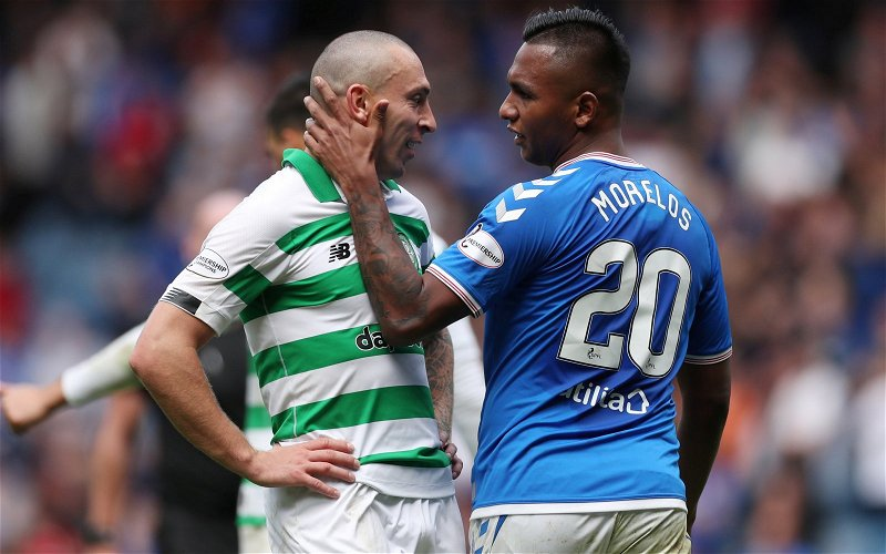 Image for Facts contradict Daily Record claims as Celtic fans welcome super-sub Morelos