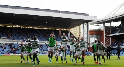 Celtic's makeshift back four are the prize guys