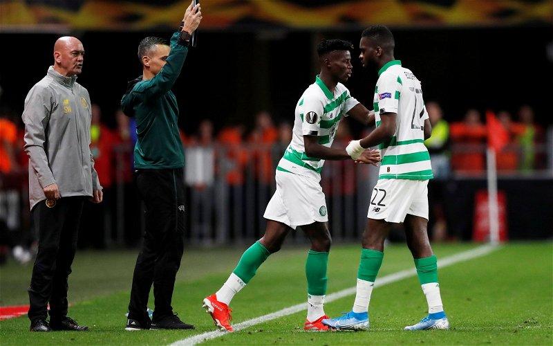 Image for Latest transfer deal leaves Celtic very vulnerable