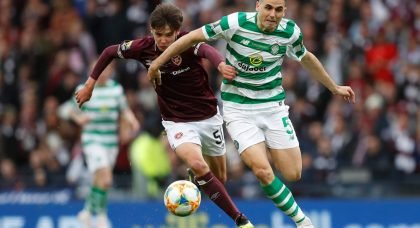 Manchester City set to give Celtic January transfer windfall