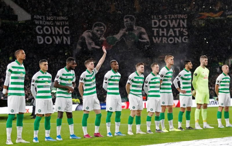 Welcome home! No gratitude to Cluj as rivals deck out ball-boys in Celtic kit despite co-efficient heroics