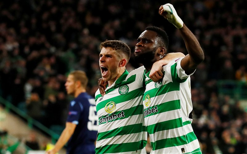Image for Report reveals incredible Ryan Christie transfer fee