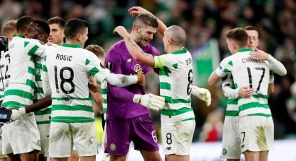 What do Celtic need to do to qualify from their Europa League group?