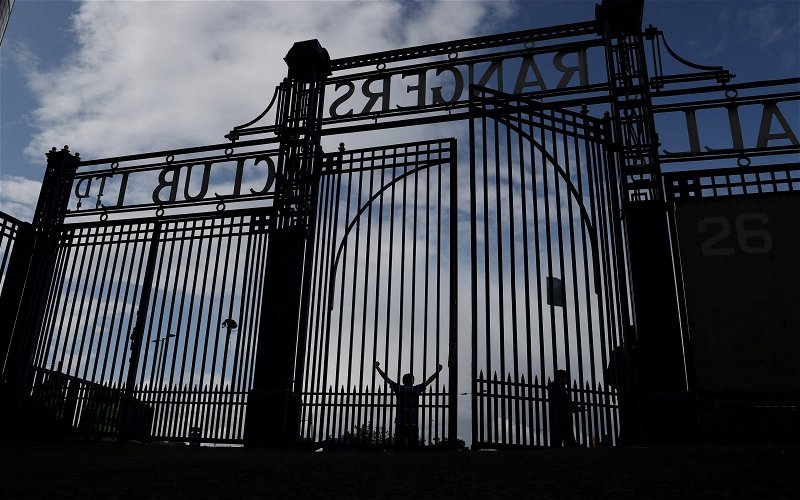 Image for Daily Mail breaks ranks with Ibrox Media Price List