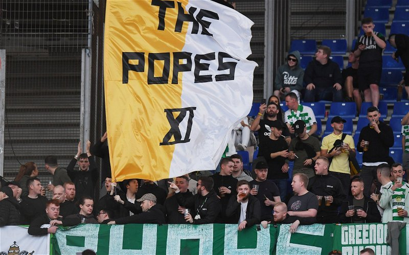 Image for Heritage and history mean more than just kit colours!- Catholic United update to 15k Celtic fans