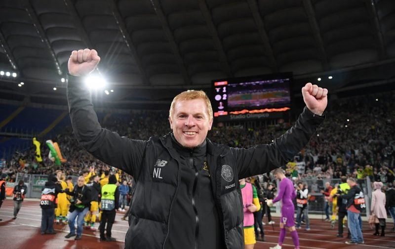 Neil Lennon opens up on the near impossible task he faced replacing Rodgers