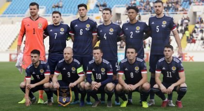 'Loved every minute' Forgotten Celtic man grasps international chance