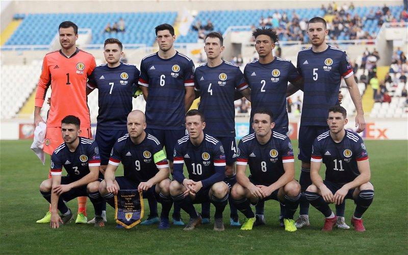 Image for Team News: Clarke picks four Celts to face Kazakhstan