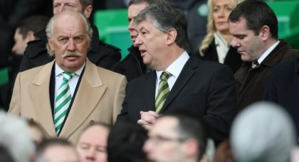 Lawwell's 'Old Firm to the EPL' masterplan goes mainstream