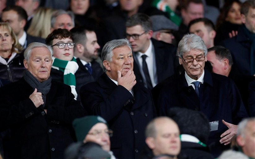 Image for Have Celtic been briefing against Dom McKay to their favoured media sources?