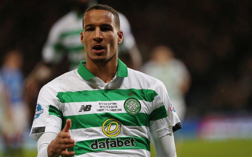 Image for Today we make a stand- Celtic defender on Social Media