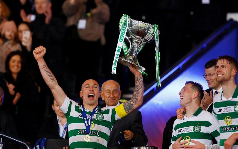 Image for Video: Rio Ferdinand bowled over by Celtic's Hampden triumph