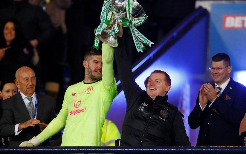 Image for New hope given to Celtic's goalkeeper search