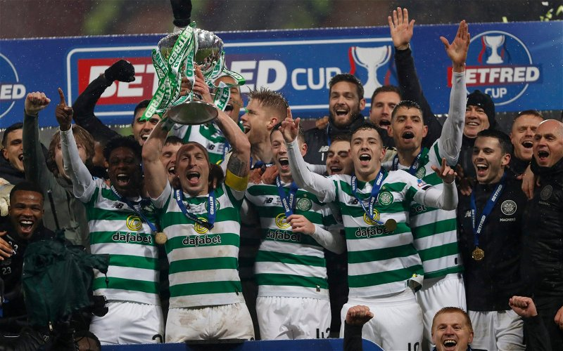 Image for Celtic fans wade in to Sutton's brilliant bedtime sign off