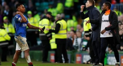 Report claims that SFA have dealt with Morelos gesture at Celtic fans