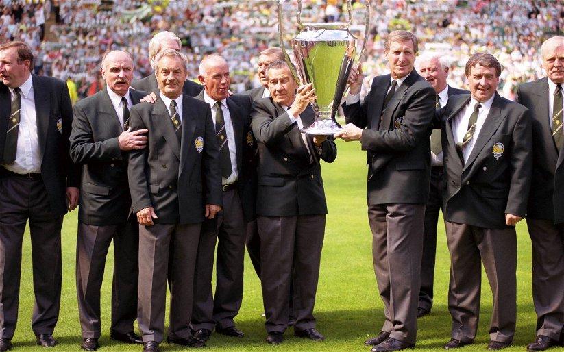 Image for Lisbon Lions prove too strong for vintage Barcelona side