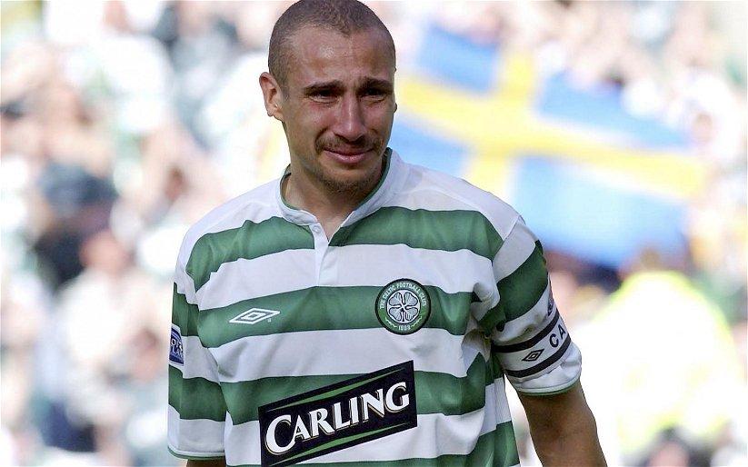 Image for Sportscene Replay for ultimate Henrik Larsson tear-jerker on Friday night