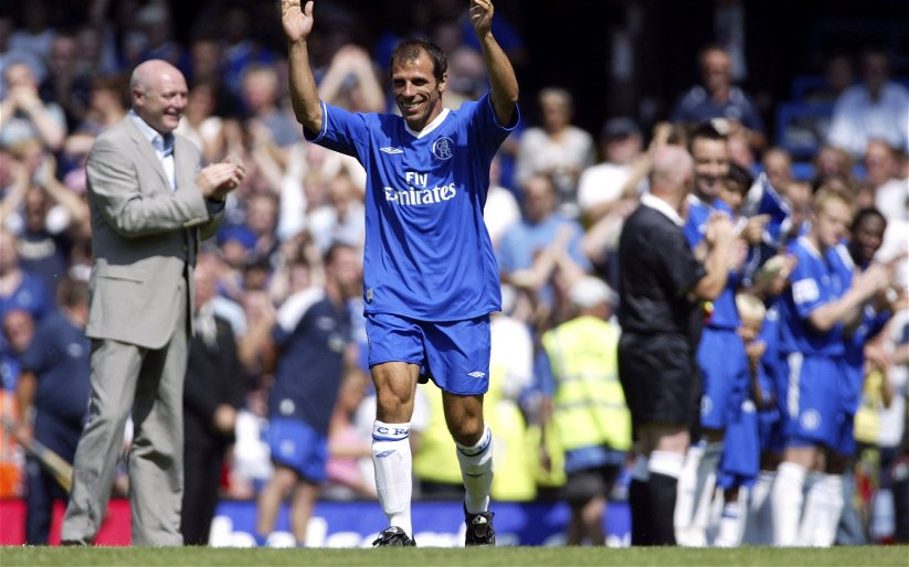 Image for How a Zola shirt played it's part in luring away one of Celtic's Invincible heroes