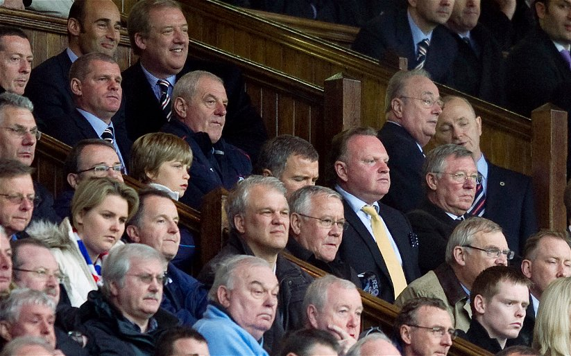 Image for 'Whether we like it or no' Walter Smith struggling to accept Celtic's new 9-in-a-row