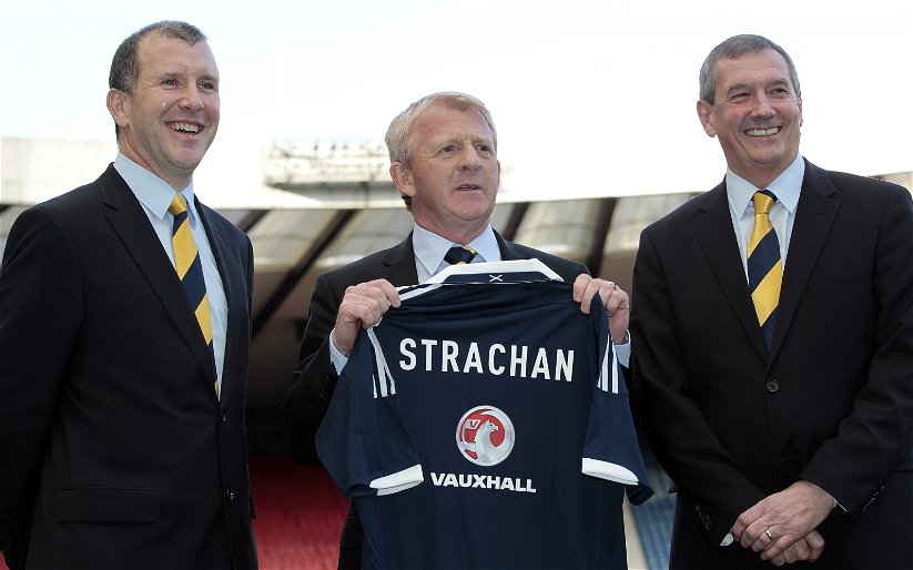 Image for Hypocrite Stewart Regan warns SPFL clubs against self interest!