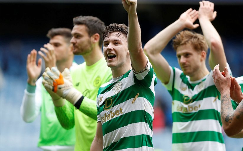 Image for 'Always ours' 'time and effort to Celtic' 'in his heart' Fans react to emotional post