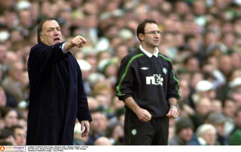Martin O'Neill's curiously timed reappearance