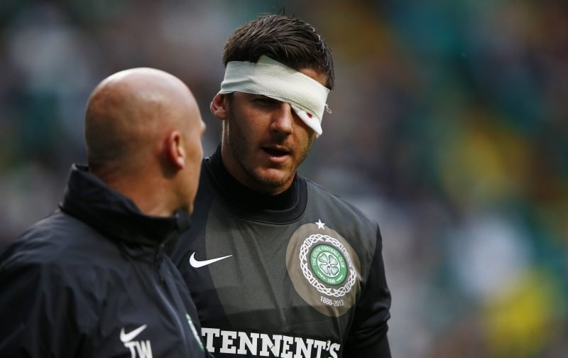 'Even when we won the second championship in a row, the fans at the matches sang a song about winning ten-in-a-row' former Celtic keeper confident of 10