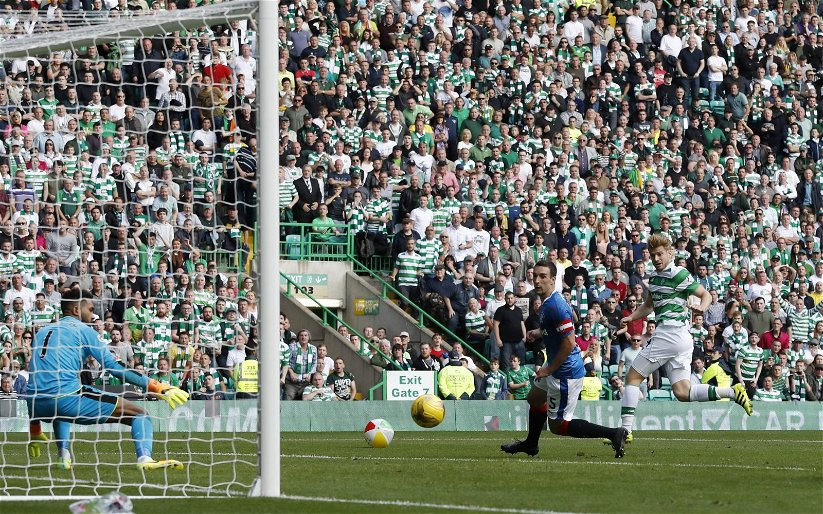 Image for Lockdown Spectacular as Ibrox fans discuss Stuart Armstrong's Ibrox move!
