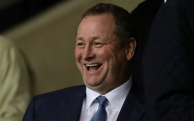 Image for Full details published as Sports Direct close in on their Ibrox pay off