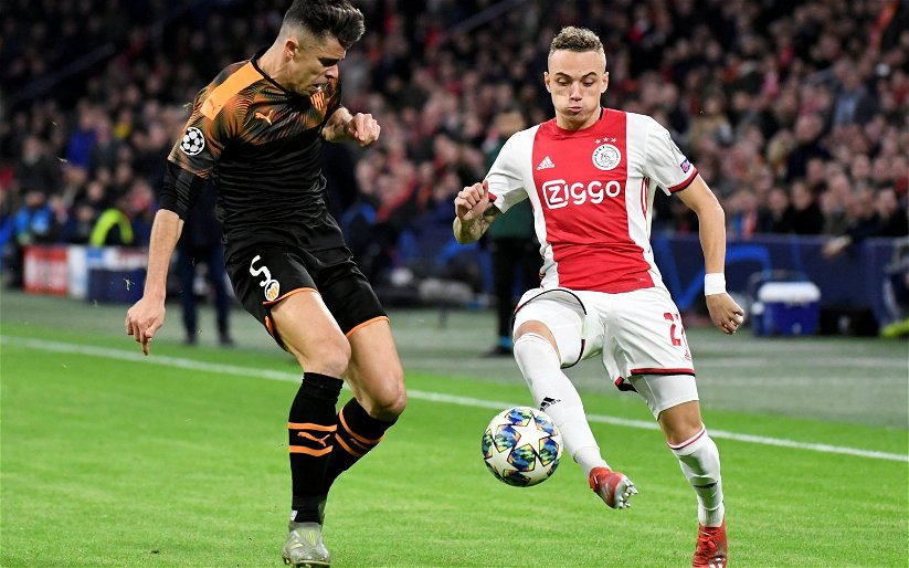 Image for Celtic among four clubs interested in Ajax winger