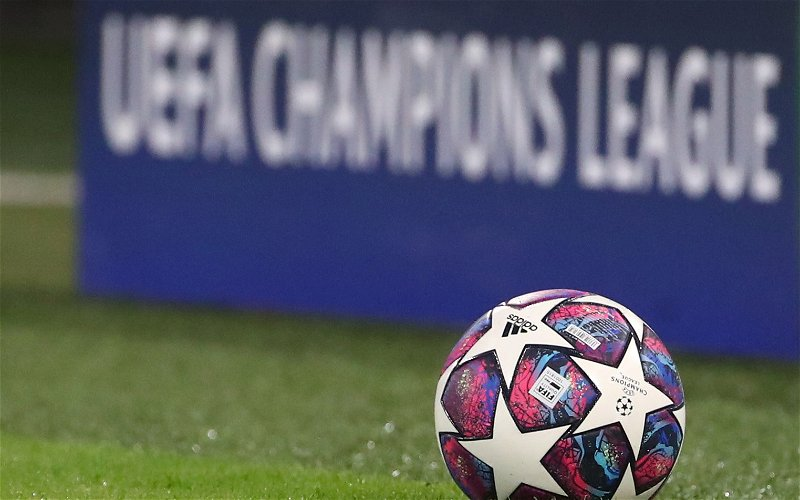 Image for Two UEFA draws in one day as Ange faces his manic Monday