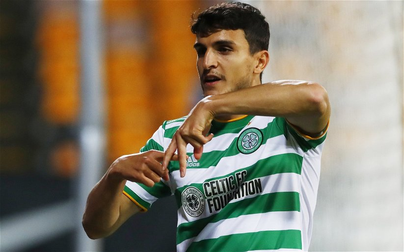 Image for Watch the goals as Celtic hit form to crush Livingston