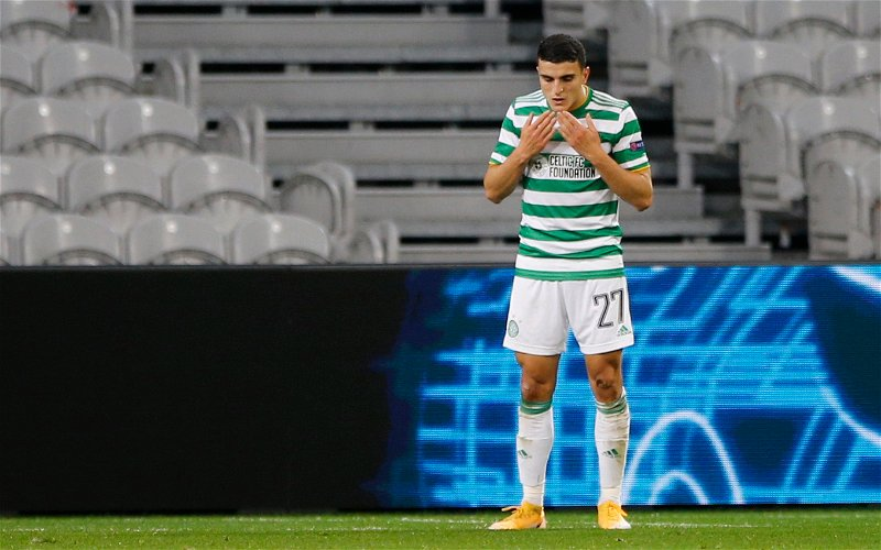 Image for Emotional Celtic exit is confirmed