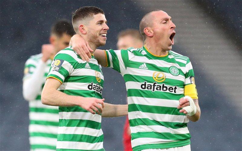 Image for Celtic midfielder attracting glamorous interest