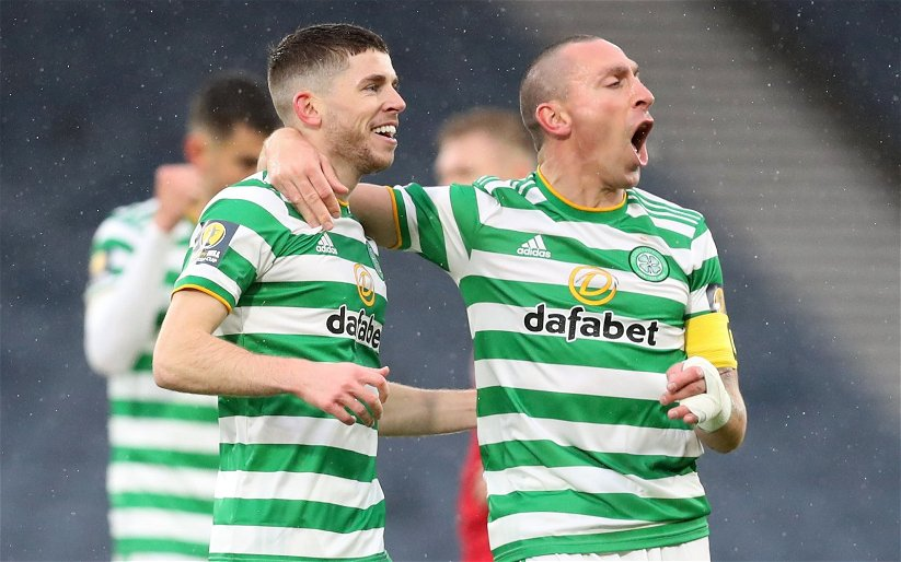 Image for F*** Me Watch Scott Brown turns the air blue on his Celtic exit