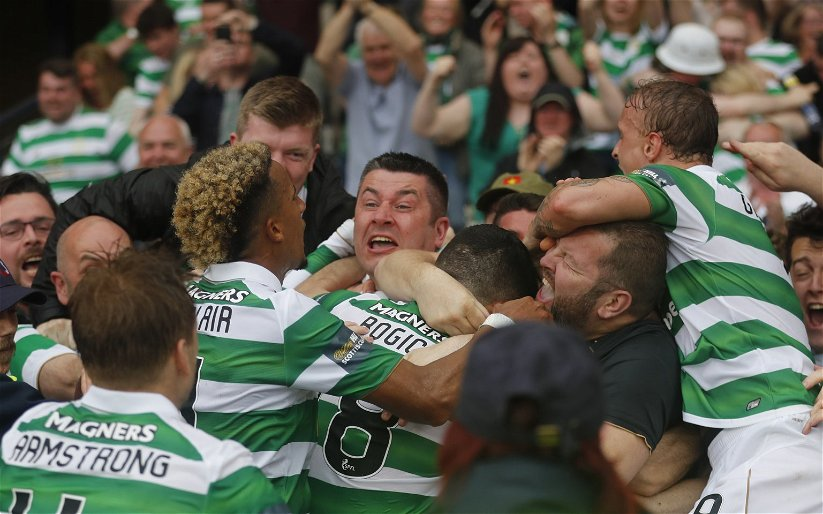 Image for 'Excellent today' 'in full flight is unplayable' 'masterclass' Rogic's magic has Celtic fans drooling