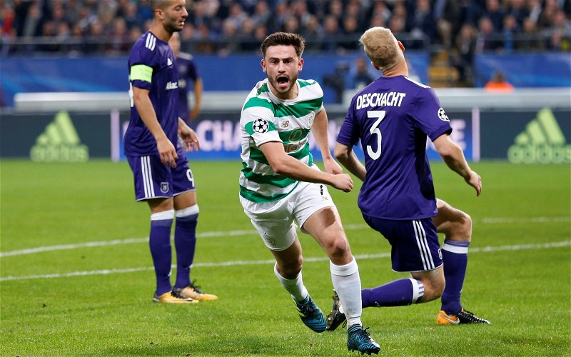 Image for Not so Merry Christmas for Invinsible favourite leaves Celtic fans wondering