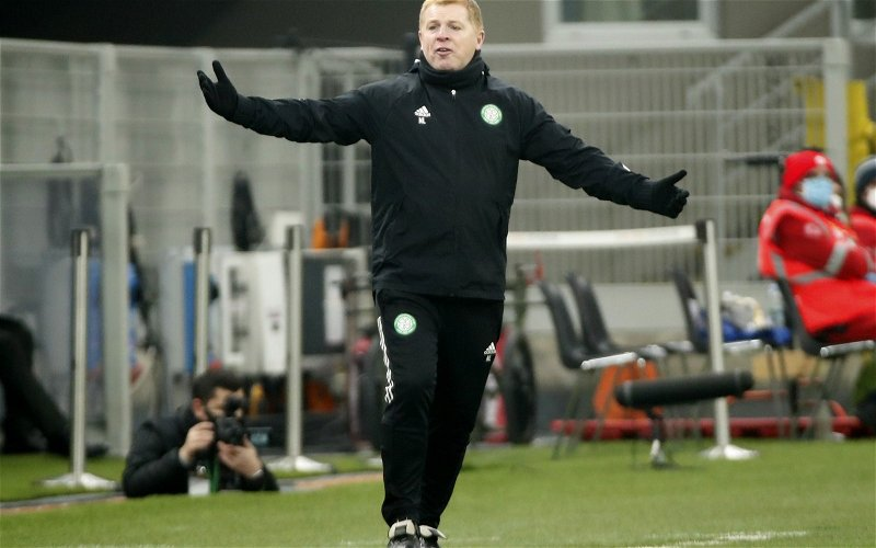 Image for Sutton's six word ominous message for Neil Lennon