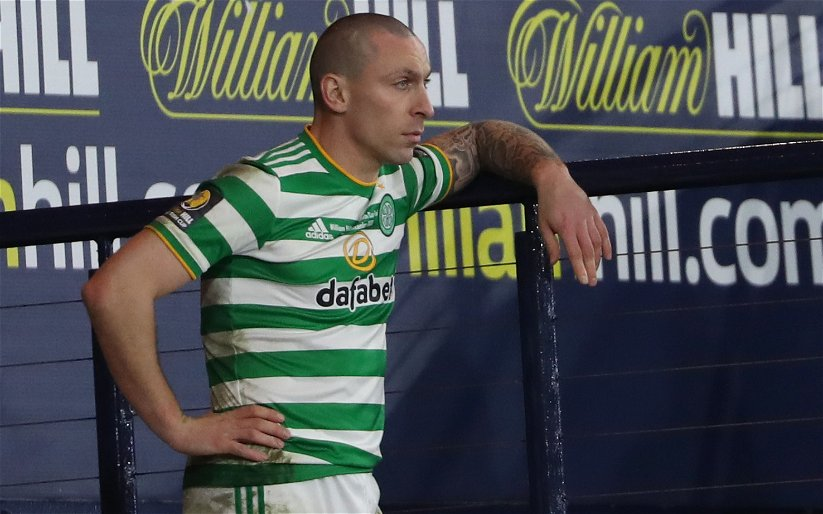 Image for Kris Commons makes surprise Scott Brown call