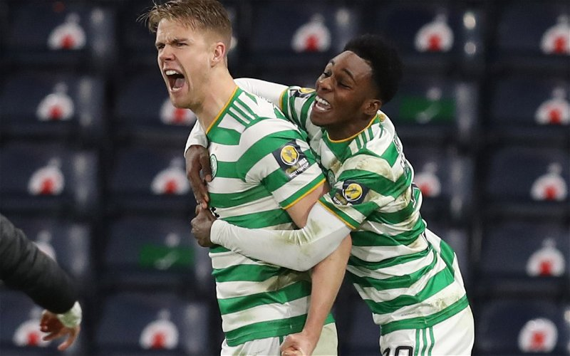 Image for In The Know transfer specialist gives Kris Ajer update