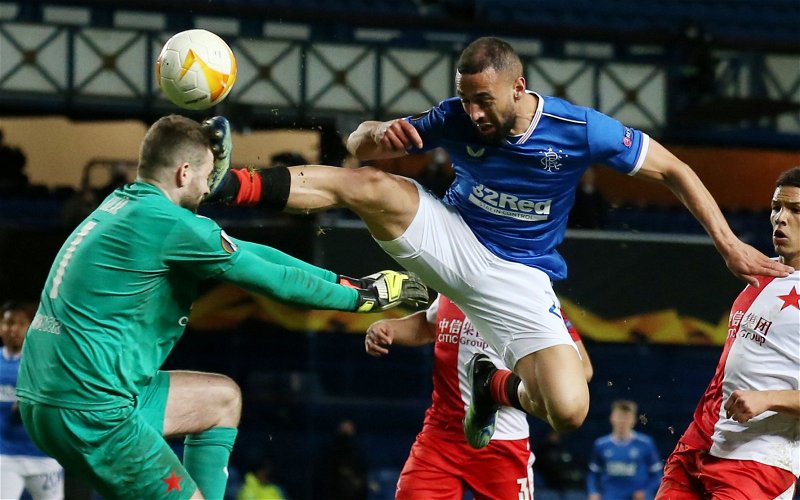 Image for Racism was great for 'Rangers', their players are no saints- Czech star speaks out