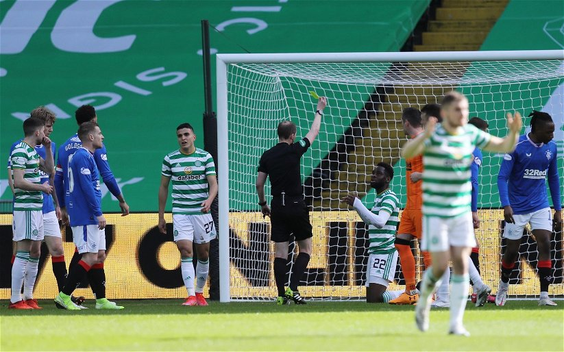 Image for Reckless, wrong position, poor decision- Celtic go official on Collum call